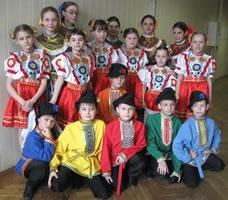Костюмы для танца «Кадриль»