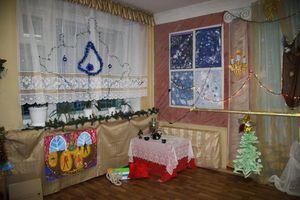 Декорации к празднику «Новый год»