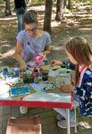 Мастер-классы Светлячка на Ярмарке дополнительного образования в парке Дубки