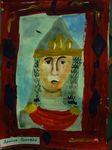 Художественная выставка «Подражая Васнецову. Богатыри и царевны», 2021