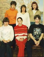 Выпускники группы английского языка