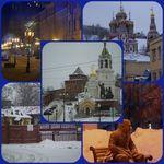 Кроме концерта ребят ждала экскурсионная программа - в Нижнем Новгороде и Болдино