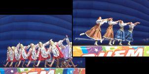 5 сентября на концерте, посвященном Дню рождения города Химки, ансамбль