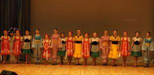 Финал концерта хореографического ансамбля «Щедрик» «Великая классика и мы» в Архангельском