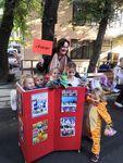 Праздник Знаний на детской площадке возле студии «Светлячок», 2019.