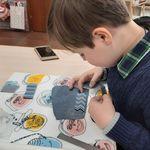 Мастер-класс Елены Меркуловой по изготовлению украшений из полимерной глины, 2019.