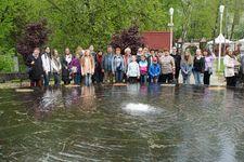 9-12 мая «Светлячок» посетил Великий Новгород и Валдай