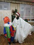 Новогоднее импровизированное представление в театральной труппе «Волшебные краски», 2020
