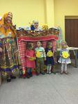 «Колобок» театральной труппы «Волшебные краски» без присутствия родителей для детей 3-4-лет.