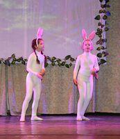 Танец зайчиков из балета «Белоснежка и семь гномов» А.И. Хачатуряна