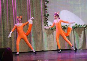 Танец лисичек из балета «Белоснежка и семь гномов» А.И. Хачатуряна