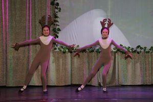 Танец оленей из балета «Белоснежка и семь гномов» А.И. Хачатуряна
