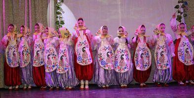 Танец «Красный сарафан»