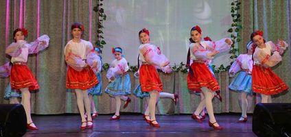 Танец «Молдавское рондо» группы «Щедрик»