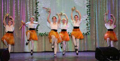 Ансамбль «Щедрик». «Неаполитанский танец» П.И. Чайковского